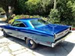 1969 PLYMOUTH GTX CUSTOM 2 DOOR HARDTOP - Rear 3/4 - 157543