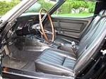 1969 CHEVROLET CORVETTE 2 DOOR COUPE - Interior - 157545