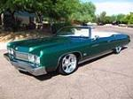 1973 CHEVROLET CAPRICE CLASSIC CUSTOM CONVERTIBLE - Front 3/4 - 157558