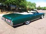 1973 CHEVROLET CAPRICE CLASSIC CUSTOM CONVERTIBLE - Rear 3/4 - 157558