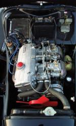 1976 BMW ROADSTER 1938 FACTORY RE-CREATIO - Engine - 15757
