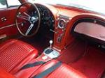 1964 CHEVROLET CORVETTE 2 DOOR COUPE - Interior - 157576