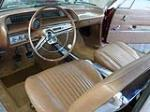 1963 CHEVROLET IMPALA CUSTOM 2 DOOR SPORT COUPE - Interior - 157586