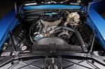 1969 PONTIAC FIREBIRD 400 CONVERTIBLE - Engine - 157602