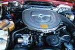 1988 MERCEDES-BENZ 560SL CONVERTIBLE - Engine - 157611