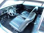 1967 BUICK RIVIERA CUSTOM 2 DOOR COUPE - Interior - 157614