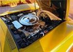 1971 CHEVROLET CORVETTE 2 DOOR COUPE - Engine - 157616