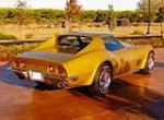 1971 CHEVROLET CORVETTE 2 DOOR COUPE - Front 3/4 - 157616