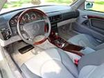 1997 MERCEDES-BENZ SL600 CONVERTIBLE - Interior - 157639