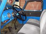 1950 CHEVROLET 3100 PICKUP - Interior - 157651