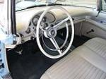 1957 FORD THUNDERBIRD E CONVERTIBLE - Interior - 157672