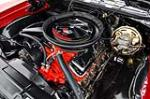 1970 CHEVROLET CHEVELLE SS 2 DOOR COUPE - Engine - 157684