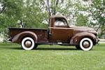1941 CHEVROLET AK PICKUP - Side Profile - 157735