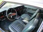 1969 CHEVROLET CAMARO 2 DOOR COUPE - Interior - 157750