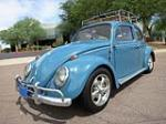 1961 VOLKSWAGEN BEETLE 2 DOOR SEDAN - Front 3/4 - 157780