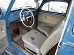 1961 VOLKSWAGEN BEETLE 2 DOOR SEDAN - Interior - 157780