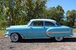 1954 CHEVROLET BEL AIR 2 DOOR SEDAN - Side Profile - 157790
