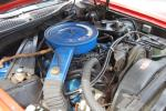 1973 MERCURY COUGAR CONVERTIBLE - Engine - 157791