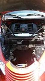 2001 PLYMOUTH PROWLER CONVERTIBLE - Engine - 157821
