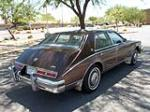 1980 CADILLAC SEVILLE 4 DOOR SEDAN - Rear 3/4 - 157834