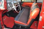 1957 CHEVROLET 210 CUSTOM 2 DOOR WAGON - Interior - 157842