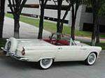 1956 FORD THUNDERBIRD CONVERTIBLE - Rear 3/4 - 157845
