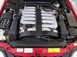 1994 MERCEDES-BENZ SL600 CONVERTIBLE - Engine - 157860