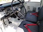 1969 TOYOTA LAND CRUISER FJ-40 2 DOOR HARDTOP - Interior - 157878