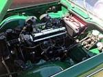 1967 TRIUMPH TR-4 A IRS CONVERTIBLE - Engine - 157880
