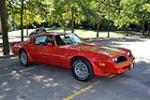 1978 PONTIAC FIREBIRD TRANS AM 2 DOOR COUPE - Front 3/4 - 157904