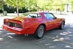 1978 PONTIAC FIREBIRD TRANS AM 2 DOOR COUPE - Rear 3/4 - 157904