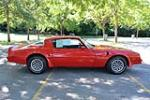 1978 PONTIAC FIREBIRD TRANS AM 2 DOOR COUPE - Side Profile - 157904
