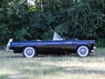 1956 FORD THUNDERBIRD CONVERTIBLE - Side Profile - 157905