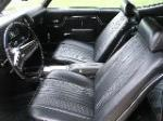 1970 CHEVROLET CHEVELLE SS LS6 CONVERTIBLE - Interior - 157906