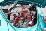 1963 VOLKSWAGEN BEETLE CUSTOM 2 DOOR HARDTOP - Engine - 157907