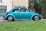 1963 VOLKSWAGEN BEETLE CUSTOM 2 DOOR HARDTOP - Side Profile - 157907