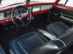 1965 PLYMOUTH SATELLITE CUSTOM 2 DOOR HARDTOP - Interior - 157917