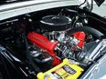 1960 CHEVROLET C-10 CUSTOM PICKUP - Engine - 157922