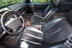 1995 MERCEDES-BENZ SL320 CONVERTIBLE - Interior - 157935