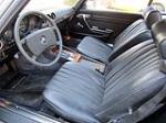 1979 MERCEDES-BENZ 350SL CONVERTIBLE - Interior - 157963