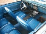 1967 CHEVROLET CAMARO INDY PACE CAR CONVERTIBLE - Interior - 157969