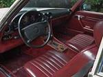 1986 MERCEDES-BENZ 560SL CONVERTIBLE - Interior - 157970