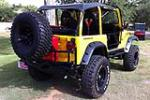 1993 JEEP WRANGLER CUSTOM SUV - Rear 3/4 - 158180