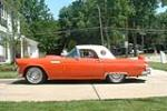 1956 FORD THUNDERBIRD CONVERTIBLE - Side Profile - 158269
