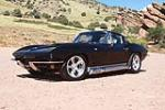 1963 CHEVROLET CORVETTE CUSTOM COUPE - Front 3/4 - 158281