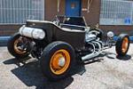 1923 FORD MODEL T CUSTOM ROADSTER - Rear 3/4 - 158319