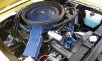 1968 SHELBY GT500 KR CONVERTIBLE - Engine - 15835
