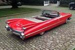 1959 CADILLAC SEDAN DE VILLE CUSTOM TOPLESS ROADSTER - Rear 3/4 - 158393