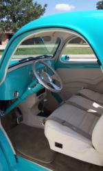 1941 WILLYS JAC CUSTOM COUPE - Interior - 15845