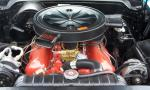 1958 CHEVROLET IMPALA SPECIAL SPORT COUPE - Engine - 15952